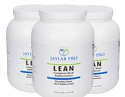 Jaylab Pro Lean 3 Pack- Chocolate